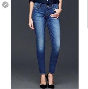 Gap 1969 Always Skinny Jeans 27 Long